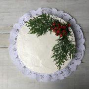 Torta navidad decorada 2
