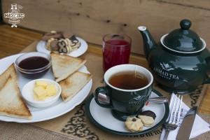 Desayunos y Hora del té