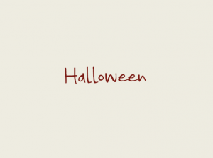p halloween